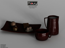 AZOURY - Home Decor (Chocolate-milk)