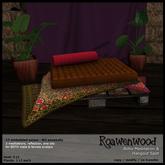 {RW} Boho Meditation & Hangout Spot Set