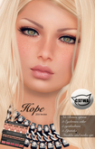 ::WoW Skins::. 2016 Hope CAFFE' Catwa applier mp