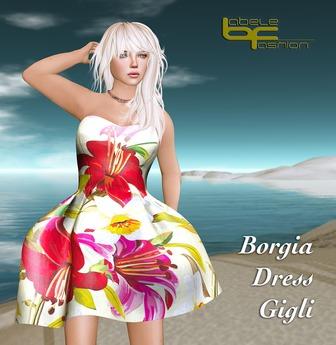 Babele Fashion :: Borgia Dress Gigli