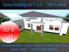 house builder kit / set V 2.0 - 100 % MESH - fullperm