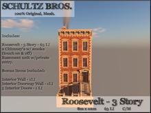 [Schultz Bros.] Roosevelt - 3 Story