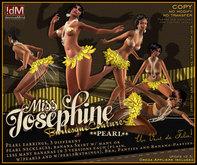 "!dM deviousMind: ""Josephine"" Banana Costume Burlesque Couture"