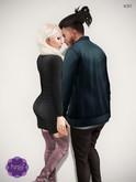 PURPLE POSES - Couple 430