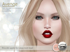 [Avenge] Rhea skin applier for Catwa mesh head - pale