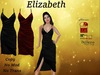 Elizabeth Duo Black And Red