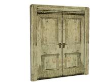 Mesh Wood Trashy Doors - Full Perm