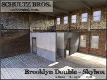 [Schultz Bros] Brooklyn Loft Double - Skybox