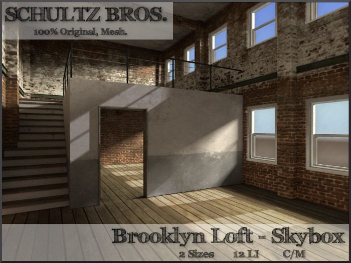 Brooklyn Loft - Skybox