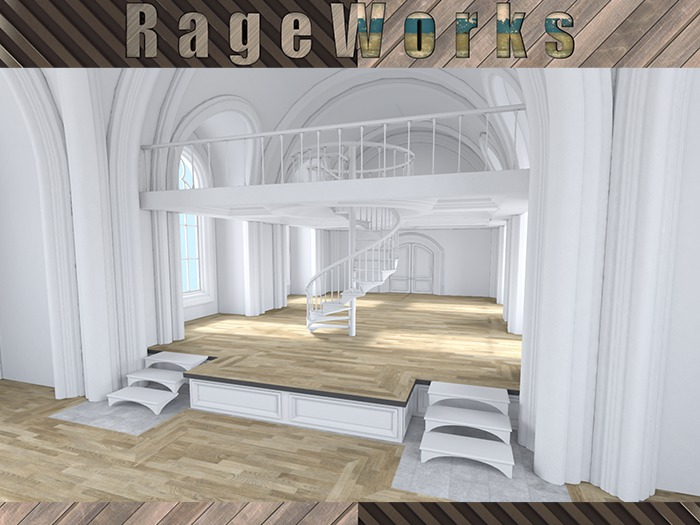 Converted Church SkyLoft - (RageWorks)