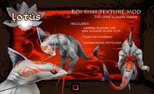 Lotus - ONA Slugger Shark Koi Mod