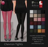 Izzie's - Chevron Tights