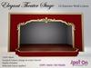 Elegant cabaret stage   ad 1
