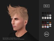 RAW HOUSE :: Bear Hair [BLK]