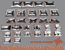 Pillow Cushion shapes FULL PERM SCULPT+SHADEMAPS