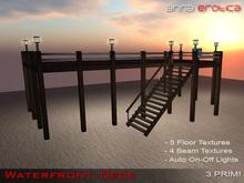 Anna Erotica - Waterfront Deck - 3 Prims! (box)