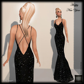 SAS - Happy New Year Gown (Mesh Bodies & Fitmesh)