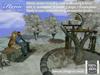 Tlc animated bird table scenery winter version