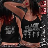 METAL LEGENDS - BLACK SABBATH - EVE mesh tank