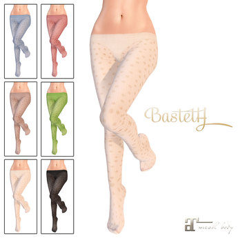 Bastet H > Dot Tights ALL PACK (Maitreya applier)
