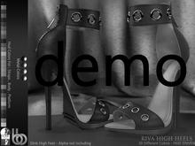 Bens Boutique - Riva High Heels Demo