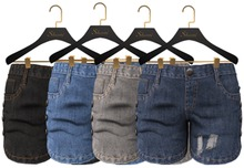 -Shani- Going Up The Country Shorts
