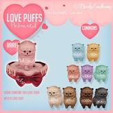 Birdy/Alchemy - Love Puff - Pink RARE