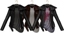 -Shani- Rock 'N' Roll High School Jacket Basic