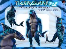 Tigershark Blue - ONA Slugger Shark texture mod
