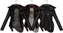 -Shani- Rock 'N' Roll High School Jacket Rockin'