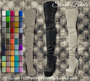 [Syn] Sarah Boots FREE TRIAL