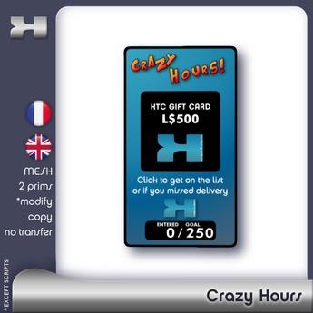 KTC Crazy Hours