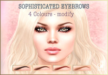 Arte - Eyebrows - sophisticated style