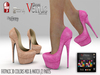 >VeNuS<>ShOeS<-SHOES TANY FOR SLINK/BELLEZA/MAITREYA/HIGH FATPACK 30 COLORS HUD CUSTOMIZABLE