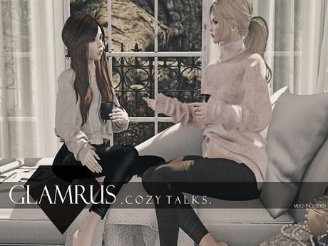 Glamrus . Cozy Talks
