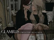 Glamrus . Sweater Weather