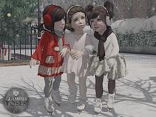 Glamrus Kids . Winter Giggles