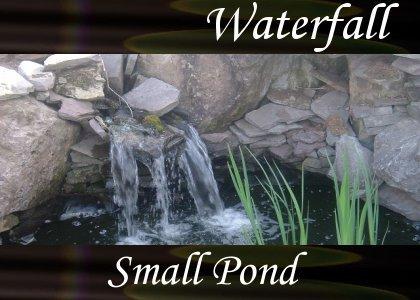 Atmo-Waterfall - Small Pond 0:30