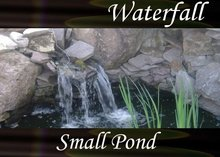 Atmo-Waterfall - Small Pond 0:30