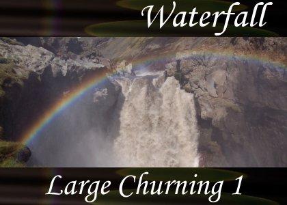 Atmo-Waterfall - Large Churning 1 0:30