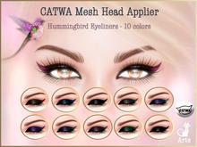 Arte - Catwa Applier - Hummingbird Eyeliners