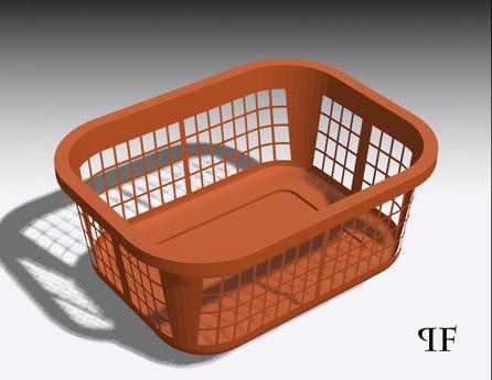 Laundry basket 002