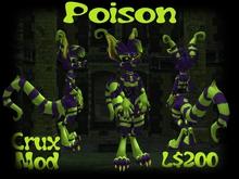 Poison Crux Mod