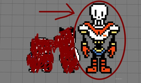 Second Life Marketplace Papyrus 8 Bit Avatar