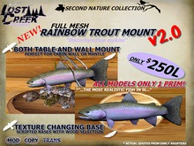 Lost Creek MESH Rainbow Trout Set v2