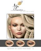 charme - eyeshadow - for lelutka mesh heads II
