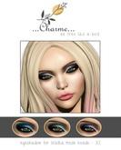 charme - eyeshadow for lelutka mesh heads - XI.