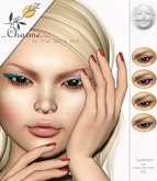 charme - Eyeshadow for Lelutka Mesh Heads - XIII NEW!