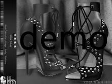 Bens Boutique - Zola High Heels Demo