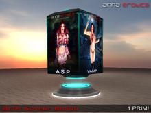 Anna Erotica - SciFi Advert Board (box)